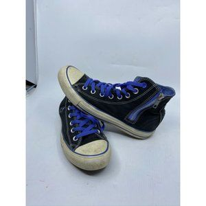 CONVERSE Sneakers White Blue Men's Size 7